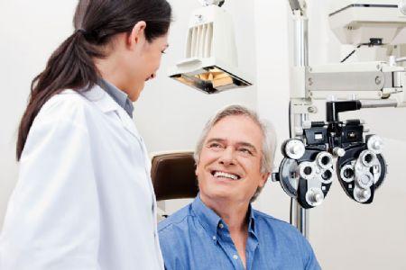 Подвижный глазной протез